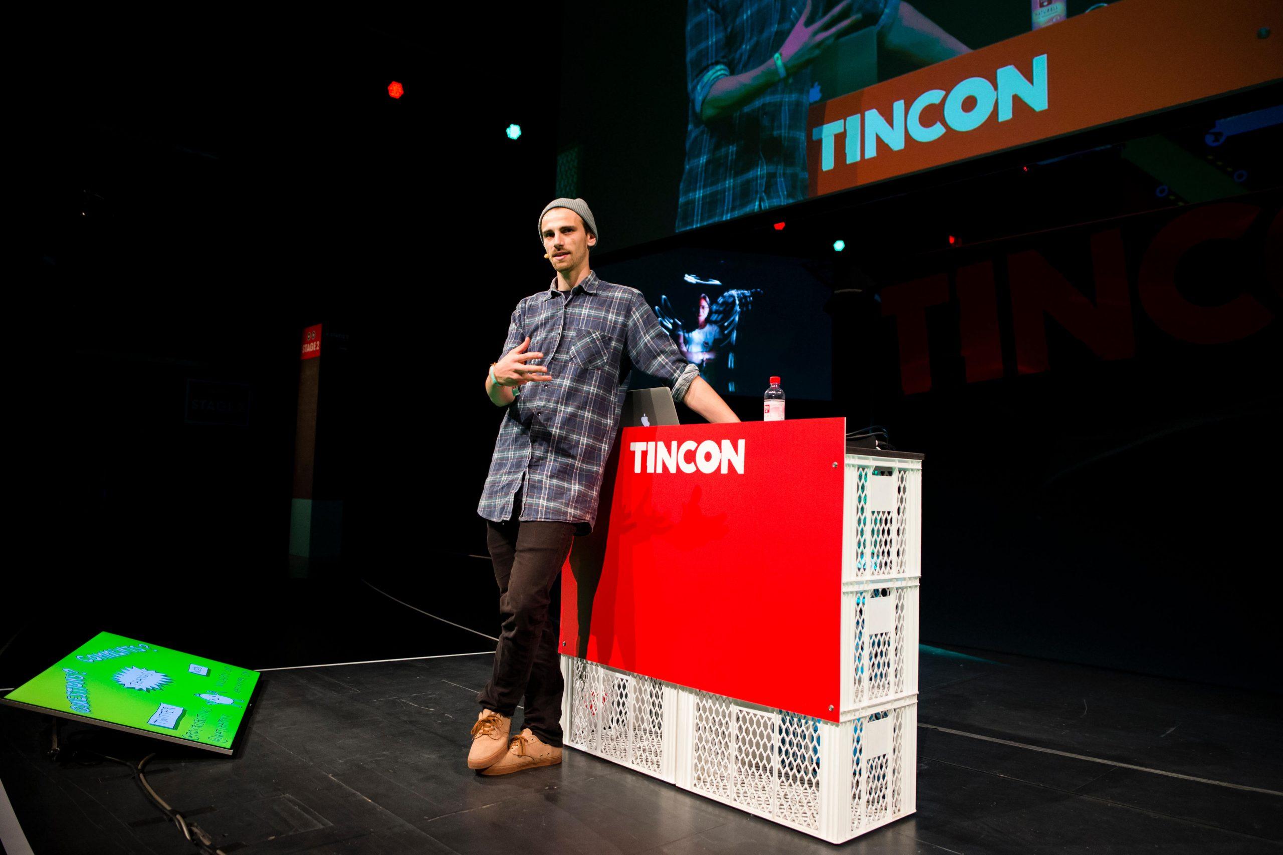 TINCON – Tag 2